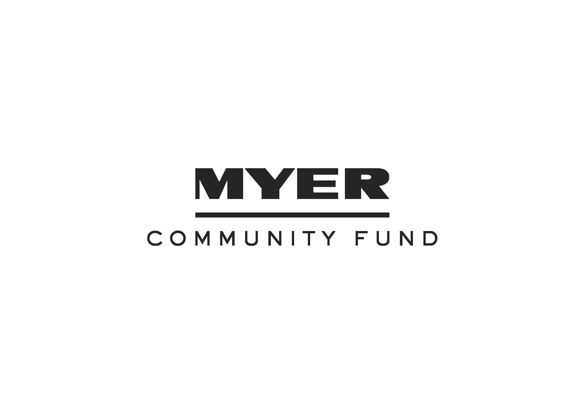 Myer Community Fund